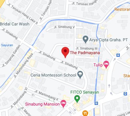 The Padmayana Maps